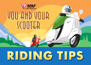 You and Your Scooter: Riding Tips