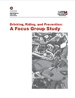 Drinking, Riding, and Prevention: A Focus Group Study, Paper